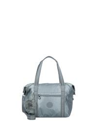 graue Segeltuch Reisetasche von Kipling