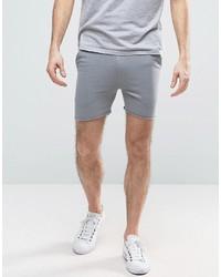 graue Shorts von Asos
