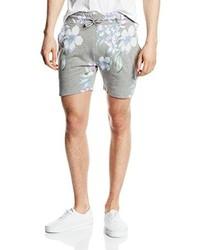graue Shorts von Jack & Jones