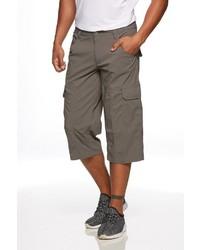 graue Shorts von Jeff Green