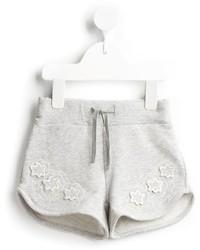 graue Shorts von Stella McCartney
