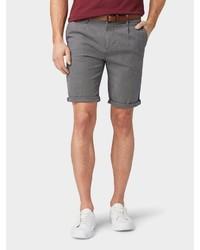 graue Shorts von Tom Tailor Denim
