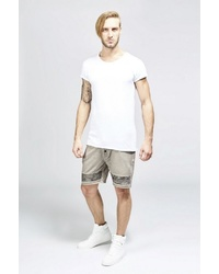 graue Shorts von TRUEPRODIGY