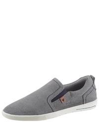 graue Slip-On Sneakers von s.Oliver