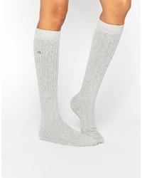 graue Socken von Calvin Klein