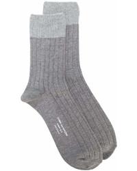 graue Socken von Comme des Garcons