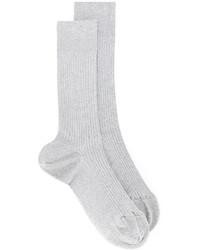 graue Socken von DSQUARED2