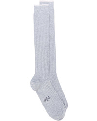 graue Socken von Eleventy