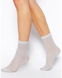 graue Socken von Jack Wills