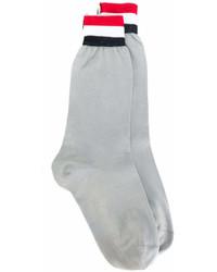 graue Socken von Thom Browne