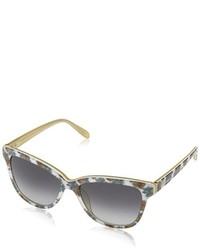 graue Sonnenbrille von Bluemarine