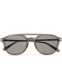 graue Sonnenbrille von Brioni