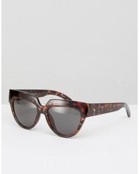 graue Sonnenbrille von Cheap Monday