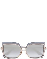 graue Sonnenbrille von Dita Eyewear