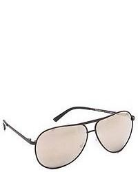 graue Sonnenbrille von Marc Jacobs