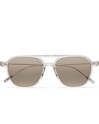 graue Sonnenbrille von Montblanc