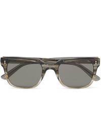 graue Sonnenbrille von Moscot