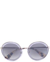 graue Sonnenbrille von Prada