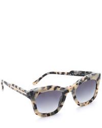 graue Sonnenbrille von Stella McCartney