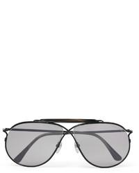 graue Sonnenbrille von Tom Ford