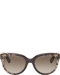 graue Sonnenbrille von Valentino