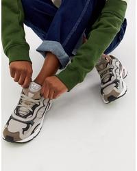 graue Sportschuhe von adidas Originals