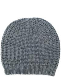 graue Strick Mütze von Danielapi