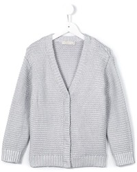 Graue Strickjacke von Stella McCartney