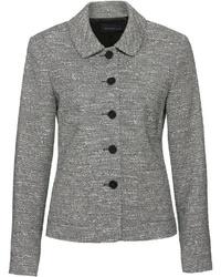 graue Tweed-Jacke von Highmoor