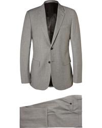 grauer Anzug von Balenciaga