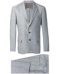 grauer Anzug von Brunello Cucinelli