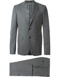 grauer Anzug von Kenzo