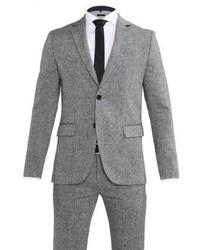 grauer Anzug von Pier One