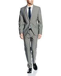 grauer Anzug von Strellson Premium