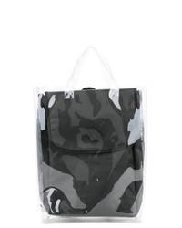 Grauer Camouflage Rucksack