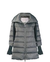 100% hohe Qualität begehrte Auswahl an super service Modische grauen Daunenmantel für Damen von Herno für Winter ...