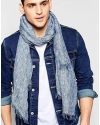 grauer leichter Schal von Esprit