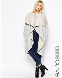 Modische Grauen Mantel Für Damen Von Asos Für Winter 2019 Kaufen