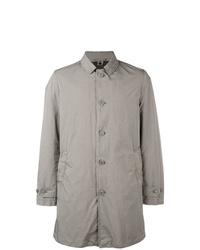 grauer Mantel von Aspesi