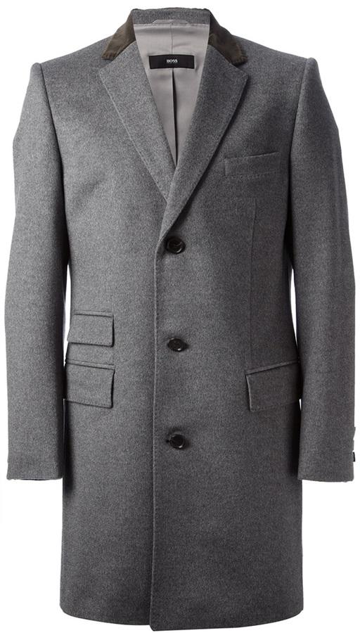 Hugo boss mantel kaufen