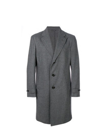 grauer Mantel von Ermenegildo Zegna