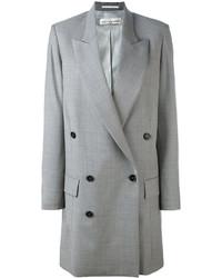 grauer Mantel von Golden Goose Deluxe Brand