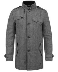 grauer Mantel von INDICODE