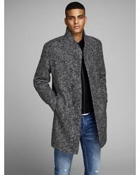 grauer Mantel von Jack & Jones