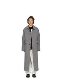 grauer Mantel von Kassl Editions
