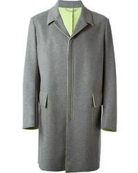 grauer Mantel von Kenzo