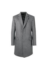 grauer Mantel von Les Hommes