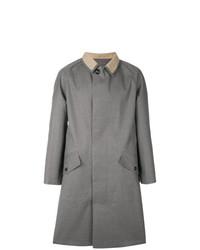 grauer Mantel von Maison Margiela