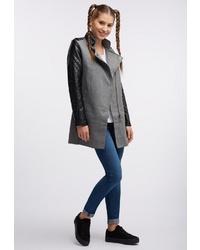 grauer Mantel von myMo