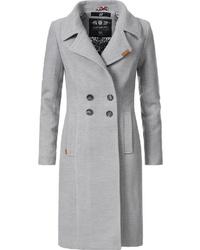 grauer Mantel von Navahoo